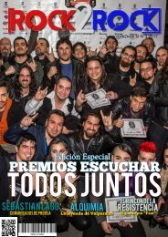 Rock To Rock Magazine N°3