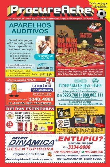 Revista ProcureAche Zona Norte Junho