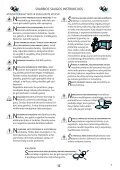KitchenAid JC 216 WH - JC 216 WH LT (858721699290) Istruzioni per l'Uso - Page 3