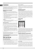 KitchenAid E2BYH 19223 F O3 (TK) - E2BYH 19223 F O3 (TK) EN (F078004) Istruzioni per l'Uso - Page 6
