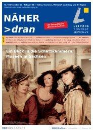 NÄHER >dran - Leipzig Tourismus und Marketing GmbH