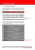 TESTER 5-S800 APPLICATION REPORT ... - Uster Technologies - Page 6
