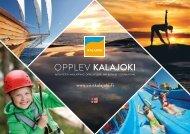 Opplev Kalajoki - brosjyre