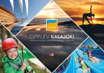 Erobre Kalajoki - brosjyre