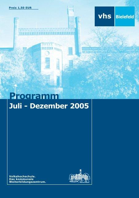Lehrbuch Volkshochschule Bielefeld
