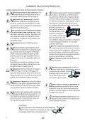 KitchenAid JQ 280 IX - JQ 280 IX LT (858728099790) Istruzioni per l'Uso - Page 4