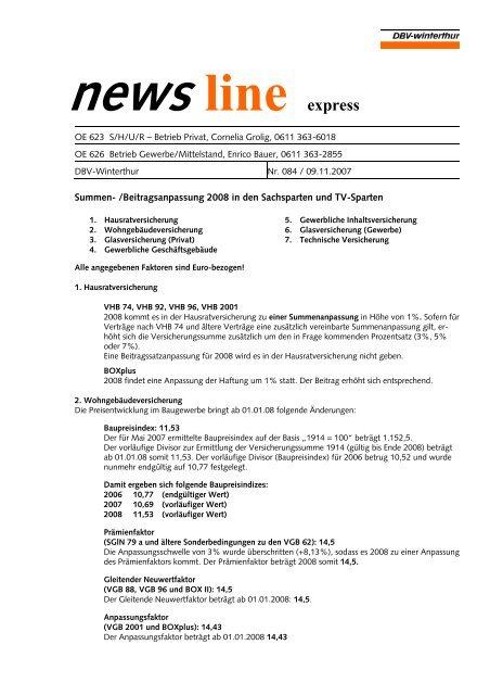 news line express