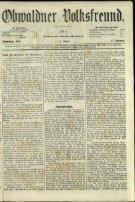 Obwaldner Volksfreund 1887 - Page 5