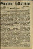 Obwaldner Volksfreund 1888 - Page 5
