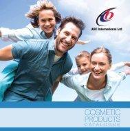 ABC Product Catalogue