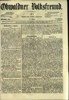 Obwaldner Volksfreund 1889 - Page 5