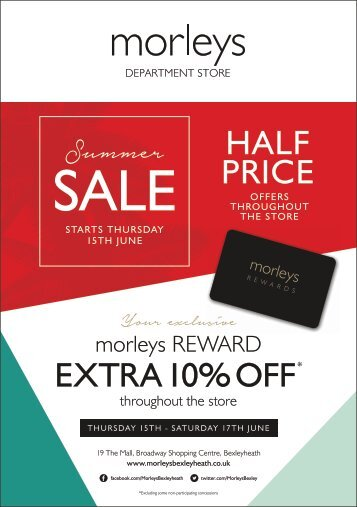 BH Summer Sale extra 10% off
