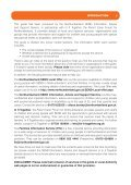Northumberland county council - SEND Guide to services - Page 4