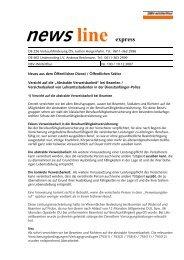 Zusatzvereinbarung für das Dienstunfähigkeitsrisiko bei Beamten ...