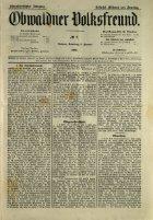 Obwaldner Volksfreund 1901 - Page 5