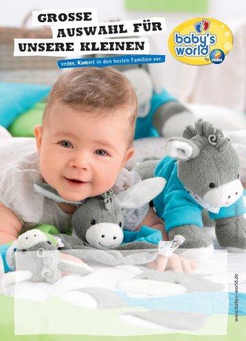 Baby's World Katalog 2. Halbjahr 2017 | BK27