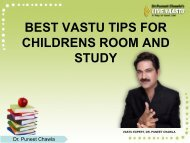 BEST VASTU TIPS FOR CHILDRENS ROOM AND STUDY
