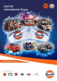 Gulf Oil International Group brochure