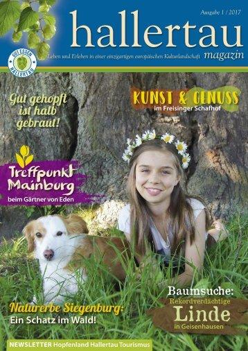hallertau magazin 2017-1