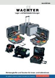 Wachter Werkzeugkoffer und Taschen