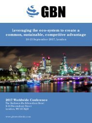 Conference Brochure 2017