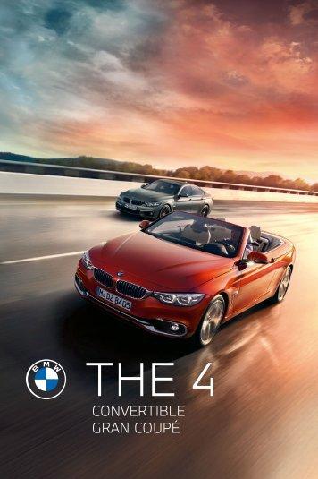BMW 4-serie Coupé, Cabriolet og Gran Coupé Maj 2018