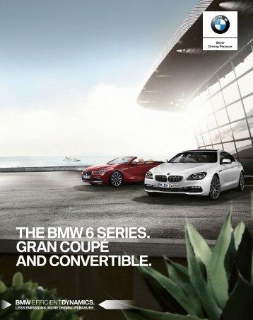 BMW 6-serie Gran Coupé, Coupé og Cabriolet dec_2017