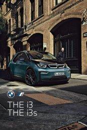 BMW i3 & i3s