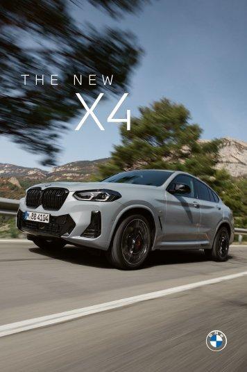 BMW X4 nov 2018