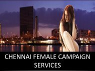 Meghna Sharma- Chenani  Female Campaign Agency