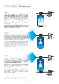 VSR BLASTER® Luftinjektoren zur pneumatischen Abreinigung von ... - Seite 2