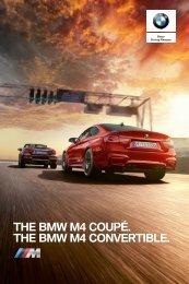 BMW M4 Coupé & Cabriolet