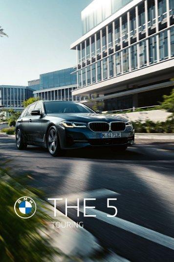 BMW 5-serie Touring Maj 2018