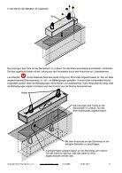 MONTAGEANLEITUNG FLA3 XL - Page 5