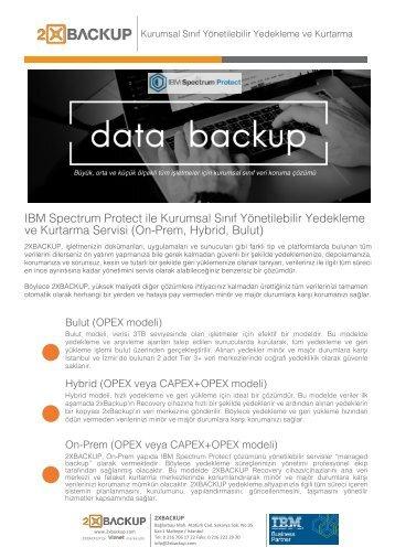 IBM Spectrum Protect Managed Backup-02