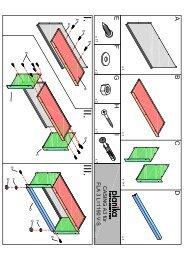 Montage Planika FLA3 XL casing_A_DE