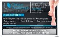 Clinique pédiatrique de Chambly