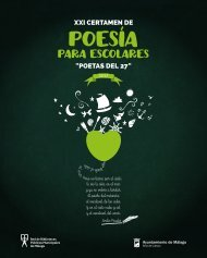 XXI Certamen de Poesía para Escolares