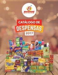 BÁSICOS - CATÁLOGO DE DESPENSAS 2017