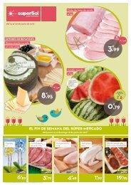 Folleto SuperSol supermercados del 14 al 20 de Junio 2017