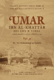 Umar Ibn Al khattab - His Life and Times - Volume-2