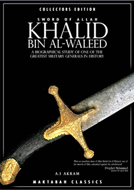 Khalid Bin Al-Waleed Sword Of Allah