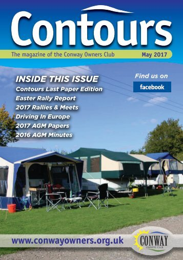 Contours May 2017