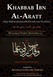 Khabbab Ibn Al-Aratt