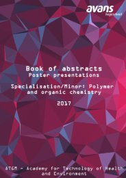 Book of Abstracts, SPOC 2017