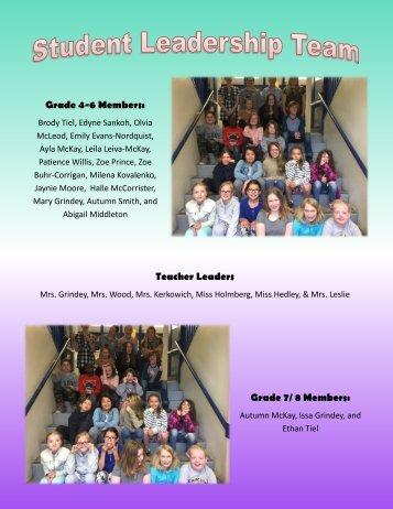 40 - Student Leadership