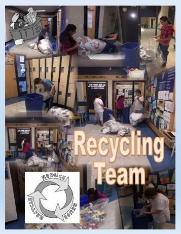 38 - Recycling Team
