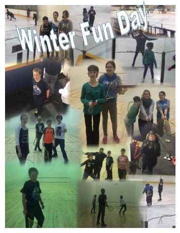 55 - Winter Fun Day