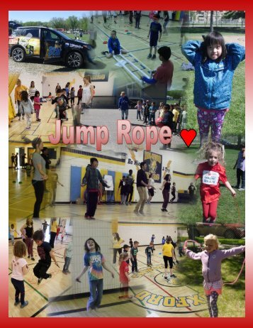 62 - Jump Rope For Heart