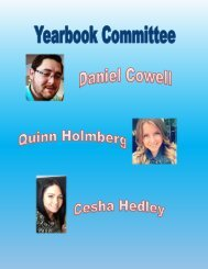 69 - Yearbook Committee